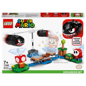 LEGO Super Mario 71366 Riesen-Kugelwillis – Erweiterungsset 132 Teile