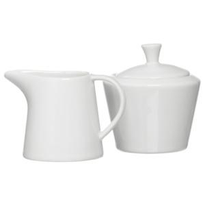 Ritzenhoff & Breker Primo Zuckerdose & Milchgießer Weiß