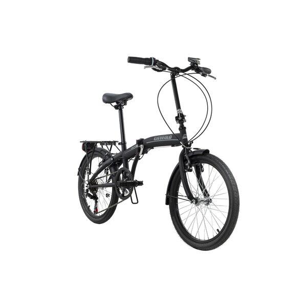 KS Cycling Faltrad 20'' Cityfold 6 Gänge