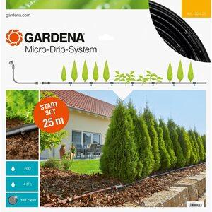 Gardena Tropfsystem Start-Set Pflanzreihen M