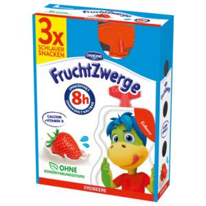 Danone Fruchtzwerge unterwegs Erdbeere 3x70g