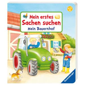 Ravensburger Kinderbuch Sachen suchen: Auf dem Bauernhof