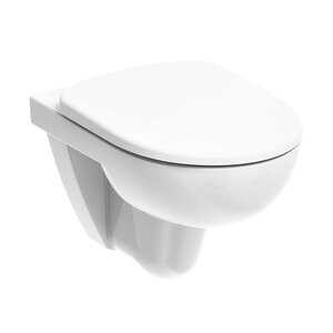 "Wand-WC ""Evanto"", inkl. Sitz mit Absenkautomatik"