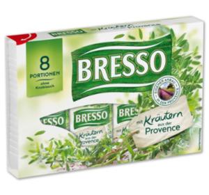 BRESSO portionierter Frischkäse