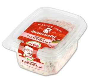 POPP Feinster Fleischsalat