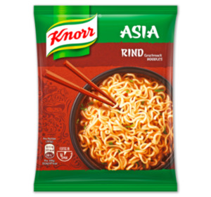 KNORR Asia Nudeln