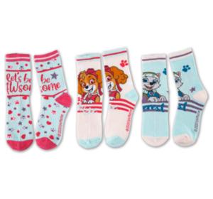 PAW PATROL NICKELODEON Mädchen-Socken