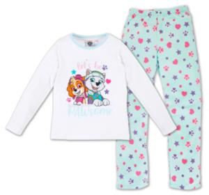 PAW PATROL NICKELODEON Mädchen-Pyjama