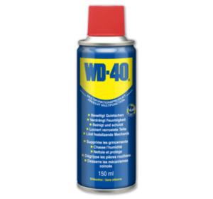 WD-40 Multifunktionsöl