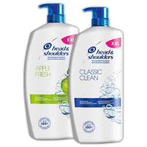 Head & Shoulders Shampoo XXL