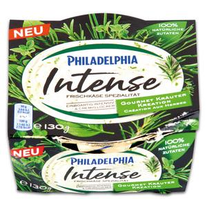 Philadelphia Frischkäse Intense