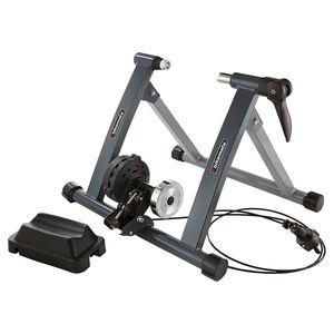 bikemate®  Rollentrainer Grau