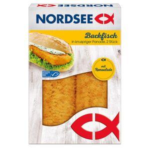 NORDSEE Backfisch mit Sauce 208g
