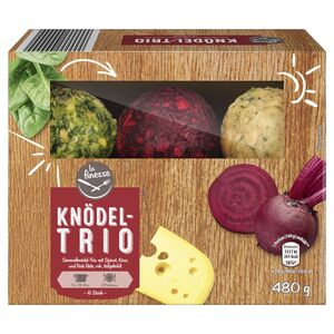 la finesse Knödel-Trio 480g