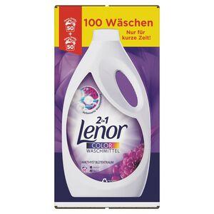 Lenor Flüssigwaschmittel 5,5l