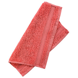 Waschlappen KRONBORG® de Luxe (30x30, coral)