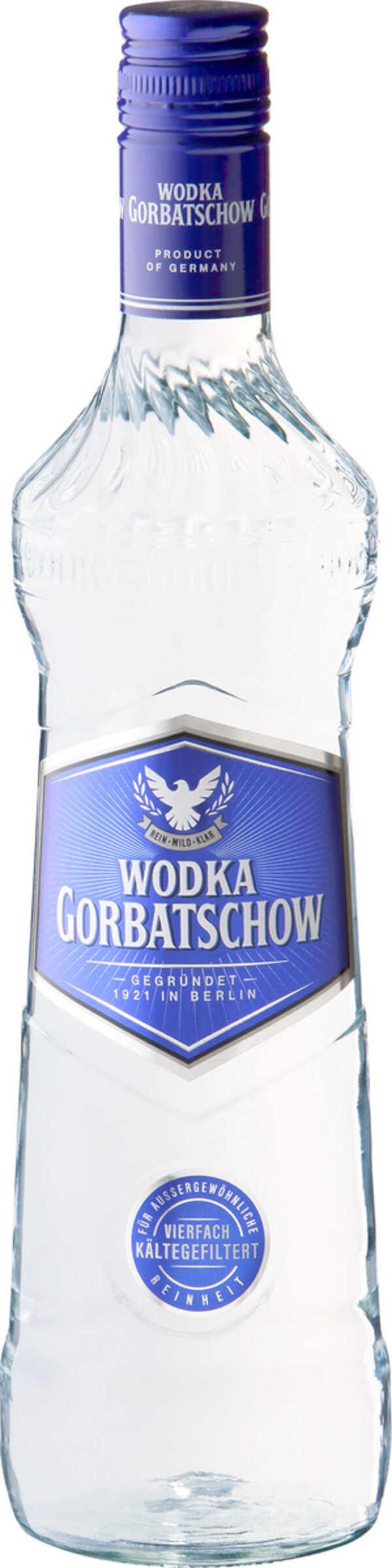 Wodka Kaufland
