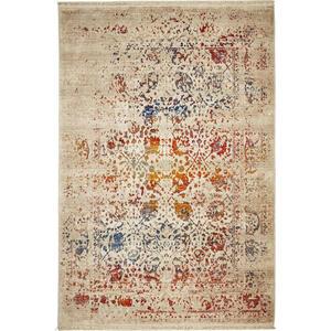 Esposa Vintage-teppich 200/285 cm creme , Samarkand , Textil , Ornament , 200x285 cm , 003095001272