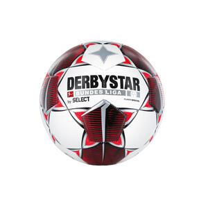 XXXLutz Fußball , Derbystar Fußball Bundesliga , Rot, Schwarz, Weiß , Kunststoff , 005058006901