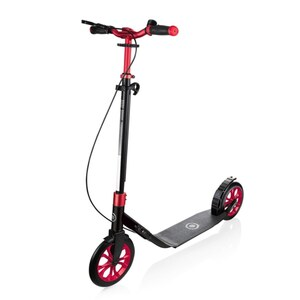 Globber ONE NL 230 Ultimate Titanium New Red faltbarer Scooter