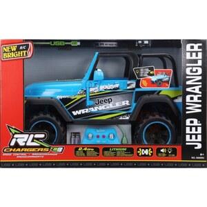 New Bright RC Jeep Wrangler