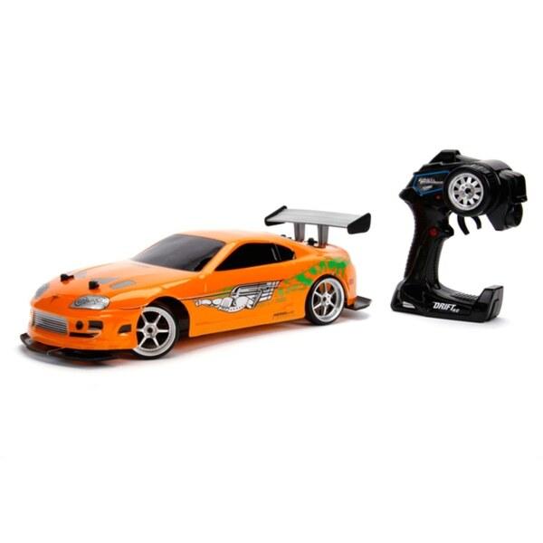 Fast and Furious 1:10 1995 Toyota Supra Drift