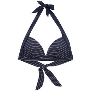 Damen Bikinioberteil im Ringel-Look