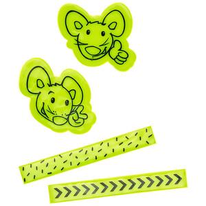 Sticker-Set mit Maus-Motiven
