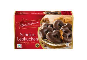 Wintertraum Schoko-Lebkuchen