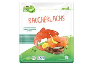 GUT BIO Bio-Räucherlachs