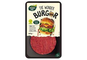 Mein Veggie Tag The Wonder Burger