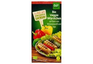 VEGETARISCH LECKER! Bio-Vegane-Vielfalt