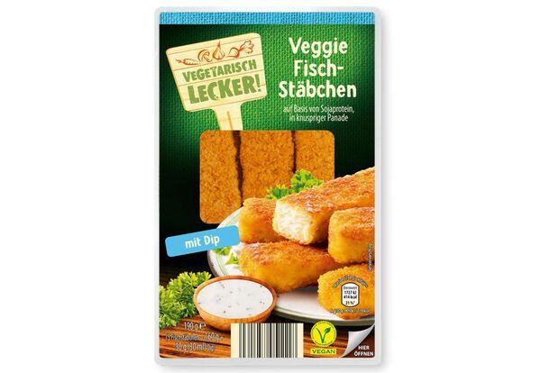 VEGETARISCH LECKER! Veggie Snack & Dip