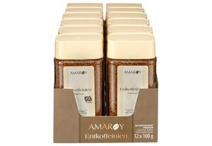 AMAROY Express Kaffee Entkoffeiniert
