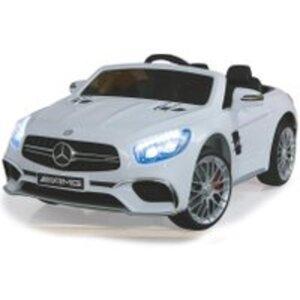 Mercedes SL65 weiß