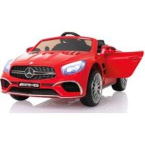 Mercedes SL65 rot