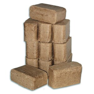 Holzbriketts aus Nadelholz 30 kg (3 x 10 kg)