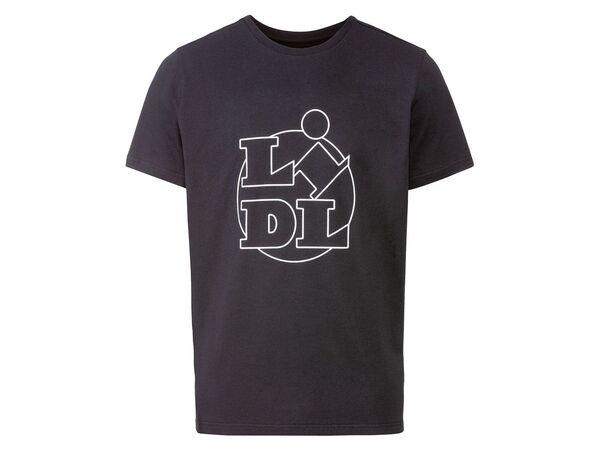 LIVERGY® Herren Lidl-T-Shirt