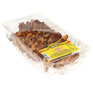 Mürbekekse mit Erdnüssen