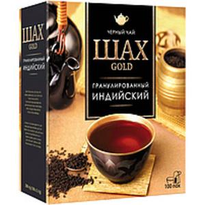 """Schwarzer indischer Tee """"Schah Gold"""" granuliert 100 Btl."""
