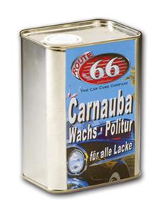 "Carnaubawachs ""Route 66"", 1 Liter Dose"