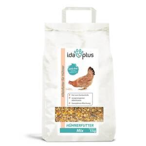 Hühnerfutter Mix - verschiedene Packungsgrößen IdaPlus