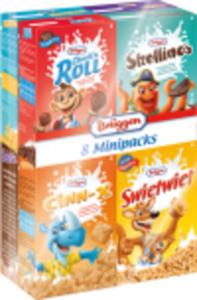 Brüggen 8 Minipacks Cerealien