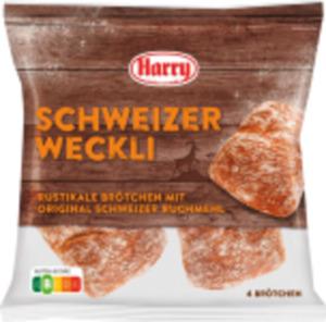 Harry Schweizer Weckli