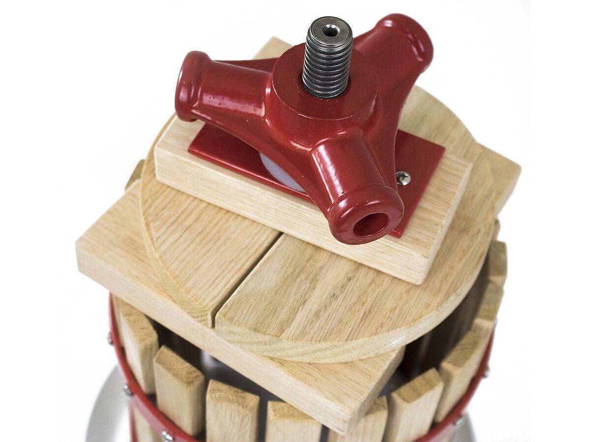 Bild 2 von Güde Obstpresse, 6, 12, 18 oder 30 Liter, mechanisch, mit Stahlspindel