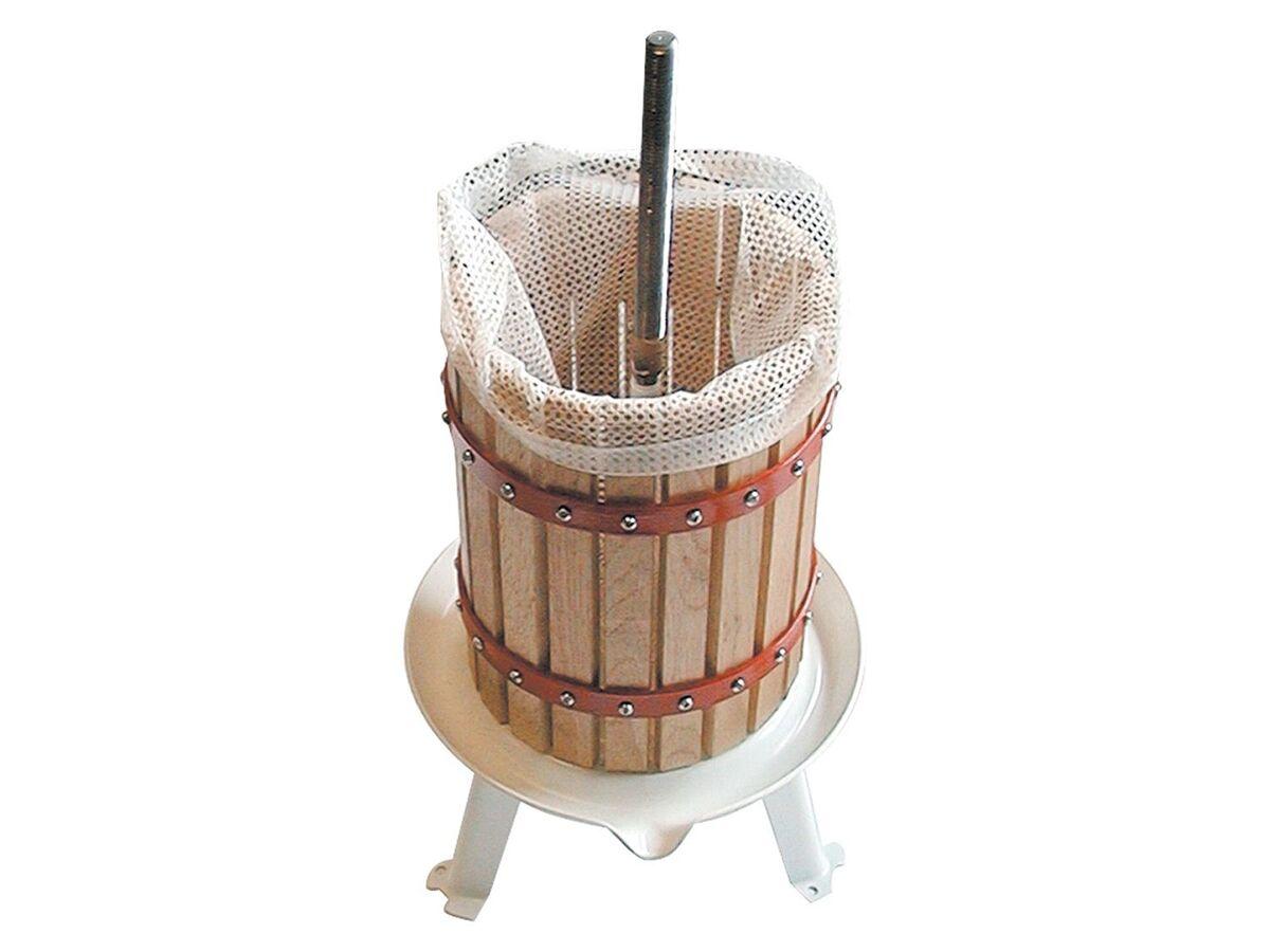 Bild 3 von Güde Obstpresse, 6, 12, 18 oder 30 Liter, mechanisch, mit Stahlspindel