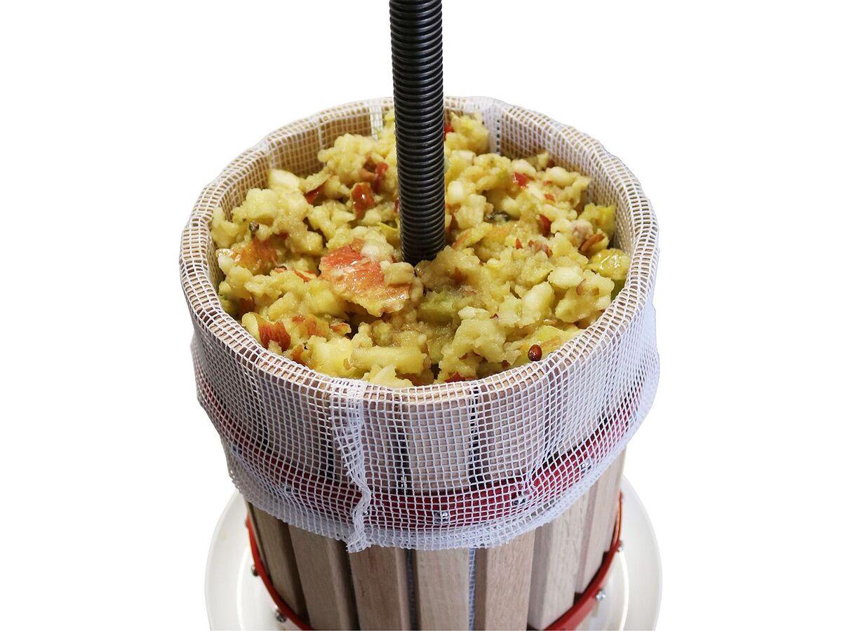 Bild 4 von Güde Obstpresse, 6, 12, 18 oder 30 Liter, mechanisch, mit Stahlspindel