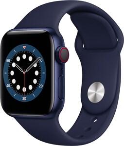 Watch Series 6 (40mm) GPS+4G mit Sportarmband blau/dunkelmarine