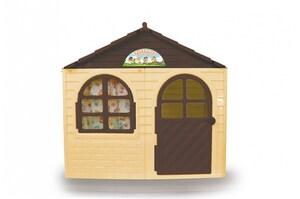 Spielhaus Little Home beige