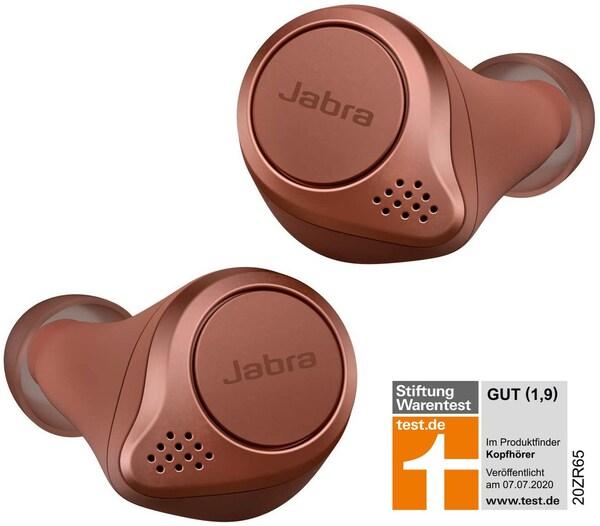 Elite Active 75t Bluetooth-Kopfhörer braun
